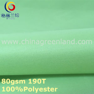 190 T Polyester Taffeta Plain Fabric for T-Shirt (GLLML301) pictures & photos