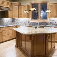 Kitchen Furniture Craftman Style Kitchen Cabinets (cm-6) pictures & photos