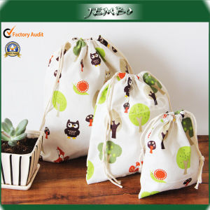 Cotton Drawstring Packing Bag/Shoe Bag/Cloth Bag pictures & photos