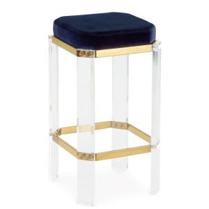 Bar Stool Specific Use and Commercial Furniture Clear Acrylic Barstool