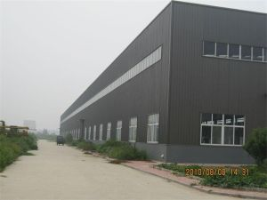 Prefabricated Factory Shed Steel Structure