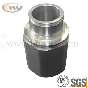 Precision Aluminum Brass Stainless Steel Valve (HY-J-C-0003)