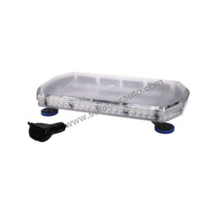 12/24V E-MARK 56PCS LED Warning Light Bar (SM868-56W)