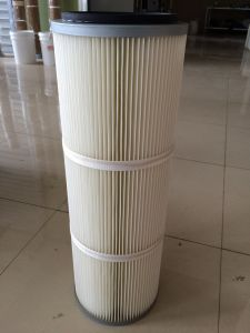 Single Open End Industrial Dust Collector Air Filter Cartridge pictures & photos