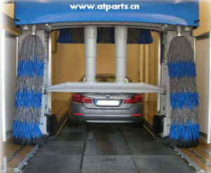 Dericen Dl-3f Roll-Over Car Wash Machine with Dryer