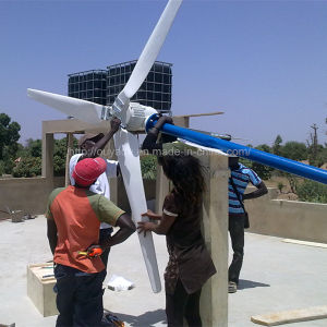 Complete Unit 1kw Home Use Wind Turbine pictures & photos
