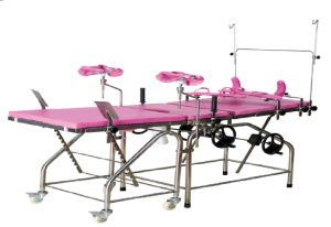 Manual Universal Operating Table for Obstetric Surgery Jyk-B7202m pictures & photos