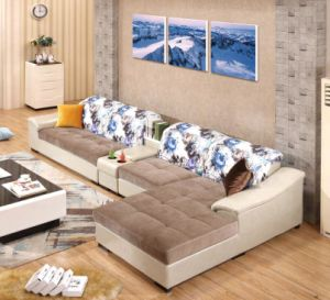 2016 Hot Living Room Furniture Wall Decoration Painting and Sofa Set pictures & photos