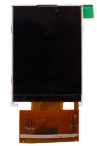 2.4-Inch TFT LCD Module with White LED Backlight