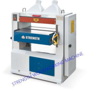 Hot Sales Planer Thicknesser with Helical Cutter Head pictures & photos