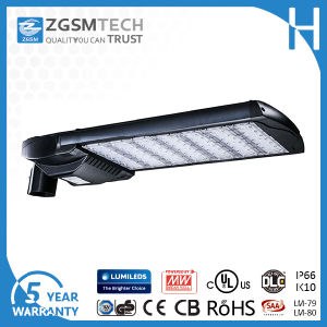 High Power Chips UL LED Street Light 230W for Public Outdoor Parking Lot Lighting pictures & photos