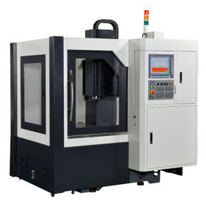 CNC Engraving Milling Machine 650 pictures & photos