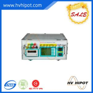 GDZRS-20A DC Winding Resistance Tester (Three-phase) pictures & photos