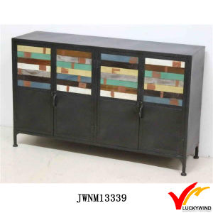 Vintage Industrial Style Heavy Duty Metal Storage Cabinets pictures & photos