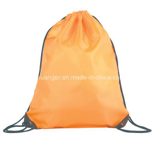 Cheap Price Simple Style Ecofriendly Drawstring Bag for Promotion