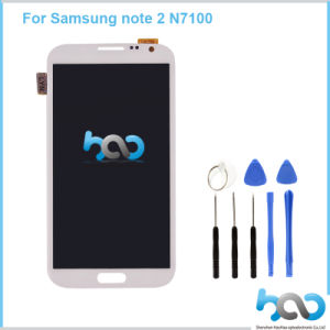 Mobile Phone Touch Screen LCD for Samsung Note2 Panel