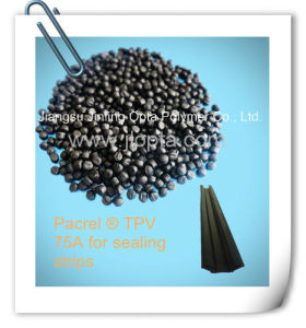 Sample Free! TPE Raw Materials for Extrusion Glazing Seals pictures & photos