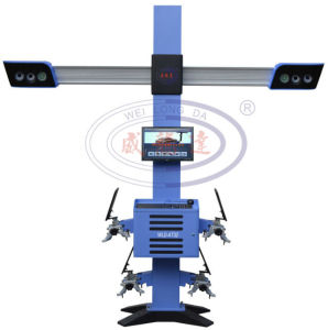 Wld-At32 High Accuracy Factory Price 3D Wheel Alignment/ Wheel Aligner CE Approved pictures & photos