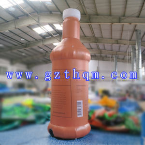 Oxford Cloth Inflatable Glass Customized Waterproof for Beer Festival/Inflatable Bottle Model pictures & photos