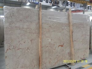 Turkey Rose Marble Slab for Countertops and Building Materials