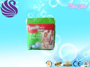 Ultra-Thin Disposable Training Panty Style Baby Diapers pictures & photos