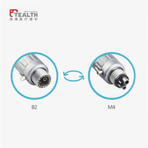 Tealth Low Speed External Channel Handpiece Kit 4 Holes pictures & photos