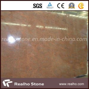 Polished Indian Red Granite Multi Color Red Granite Slab Price