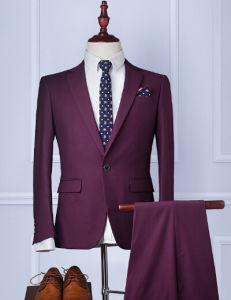 Latest Design Men Wedding Mens Suits Bespoke Custom Tailoring Suit St284 11