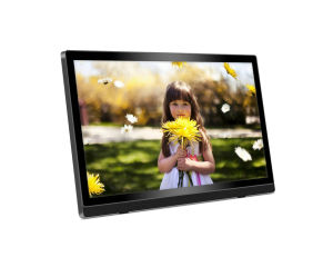 32inch Touch Ad (advertising) Player with Quad Core CPU 1.6g, 1g+8g, Tablet PC, LED Displyer, Digital Signage pictures & photos