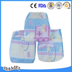 OEM High Quality Magic Tape Cloth Baby Diaper with Best Price pictures & photos