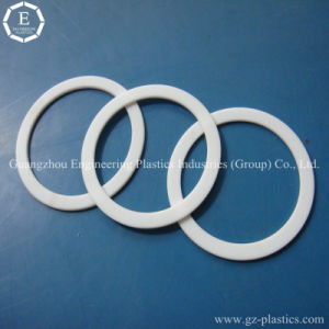 China Manufacturer Engineering CNC Machining Customized Made O Seals Teflon PTFE Ring pictures & photos