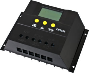 12V 50A PWM Solar Charge Controller for Solar Power System