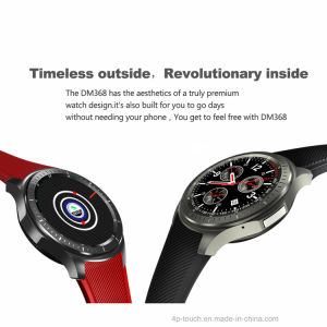 3G WiFi Android System Smart Watch with Heart Rate (DM368) pictures & photos