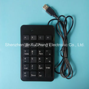 23key USB Number Keypad for Laptop PC