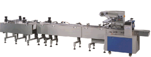 CB-320L Automatic Feeding and Packing Machine for Mooncakes