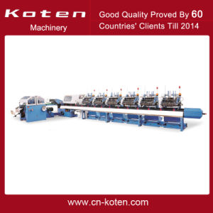Auto Saddle Stitching Line Model  (ASB-420) pictures & photos