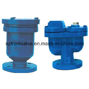 Cast Iron Double Chamber Air Release Valve pictures & photos