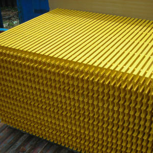 FRP Pultruded Gratings, Pultrusion Gratings, Safety Gratings, Bar Gratings pictures & photos