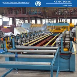 Line Moving Adjustable Wall Roll Forming Machine pictures & photos