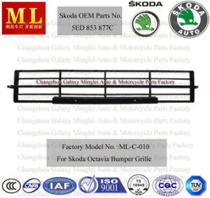 Auto Grille for Skoda Octavia From 2012 (5ED 853 877C) pictures & photos
