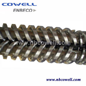 Parallel Twin Screw Barre for Injection Machine