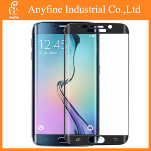 3D Curved Full Cover Tempered Glass Screen Protector for Samsung Galaxy S6 Edge