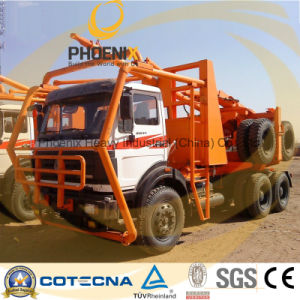 Beiben Ng80 6X4 380HP Log Transportation Truck with Weichai Engine pictures & photos