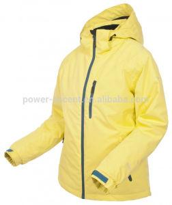8f469f8a8c China 2015 Womens Yellow Lightweigjht Waterproof Ski Jacket - China ...