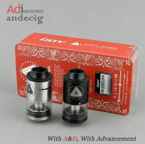 Crazy Selling Ijoy Limitless Rdta, Innovative Variable Color with Temp Ijoy Limitles pictures & photos
