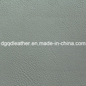 out Door Anti-UV 650 Hours PVC Leather (QDL-515038) pictures & photos