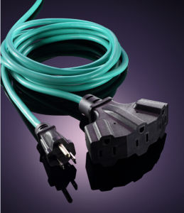 American 3-Pin Outlets Power Cord pictures & photos