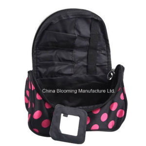 2017 Promotional Fashion Beauty Ladies Travel Makeup Cosmetic Bag pictures & photos