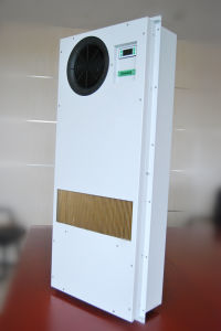 China 120w K Dc Heat Exchanger For Telecom Outdoor Cabinet