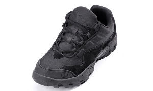 Quality Esdy Tactical Training Assault Boots Black Color pictures & photos